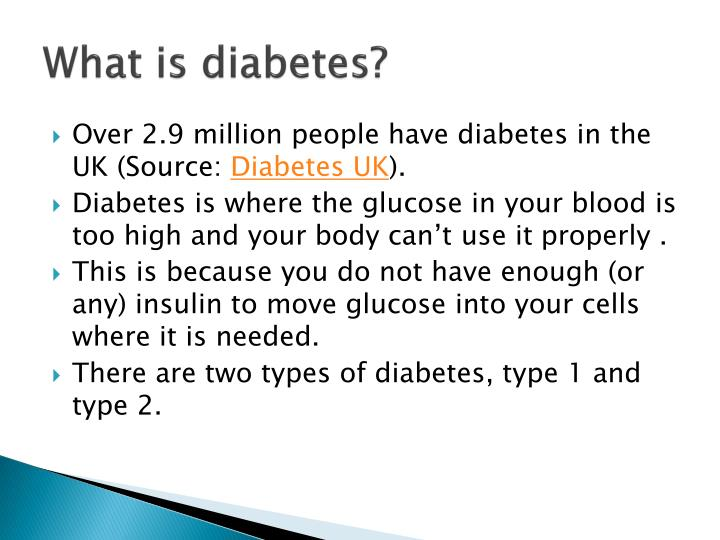 What is diabetes2 l.jpg