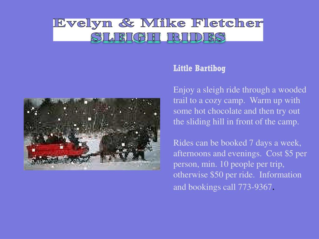 Evelyn & Mike Fletcher