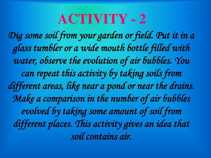 ACTIVITY - 2