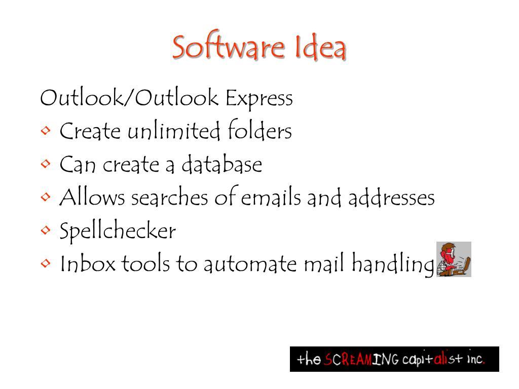 Software Idea