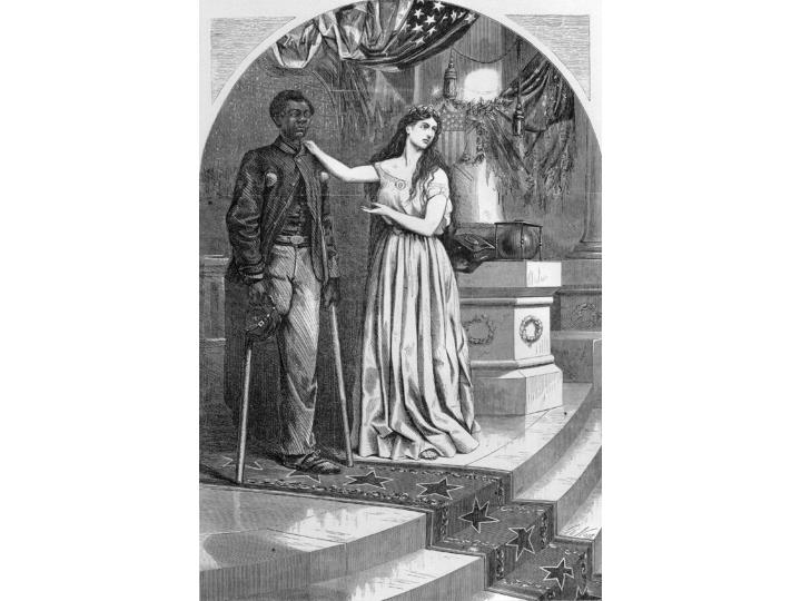 """what is freedom reconstruction 1865 1877 Ap united states history summarized notes reconstruction, 1865-1877 - the advocates for """"free labor,"""" once zealous for black freedom and equal."""