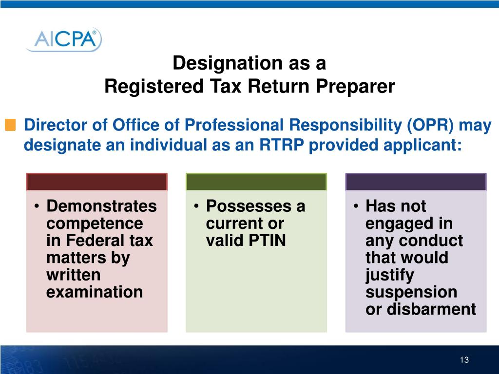Designation as a