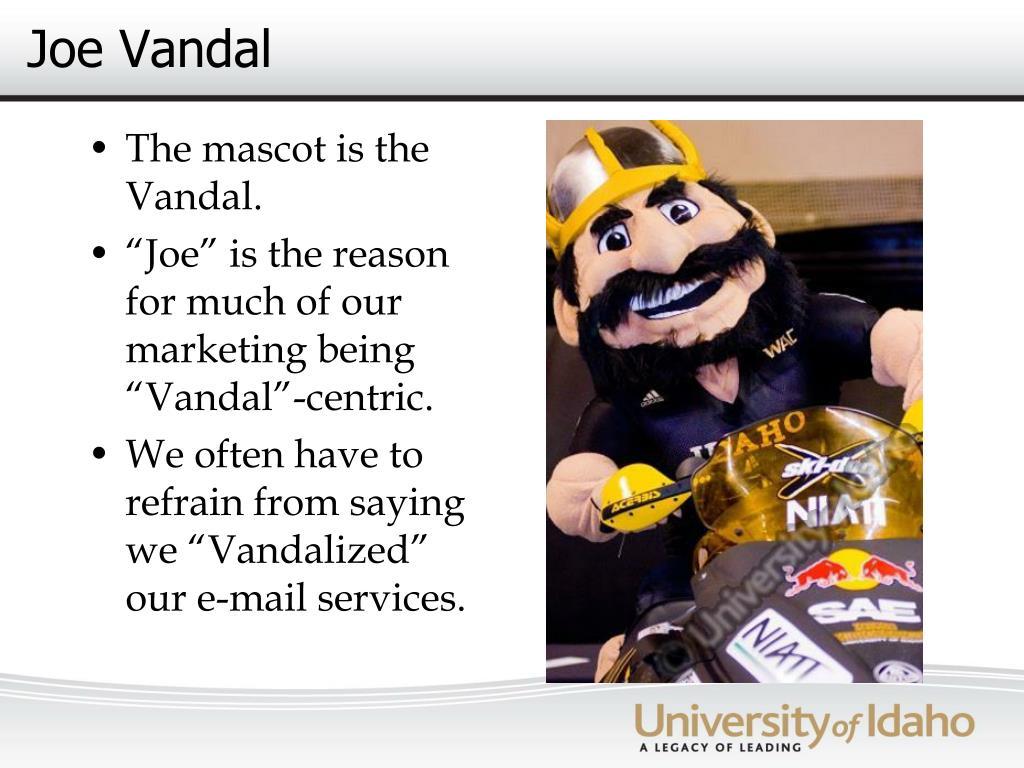 Joe Vandal