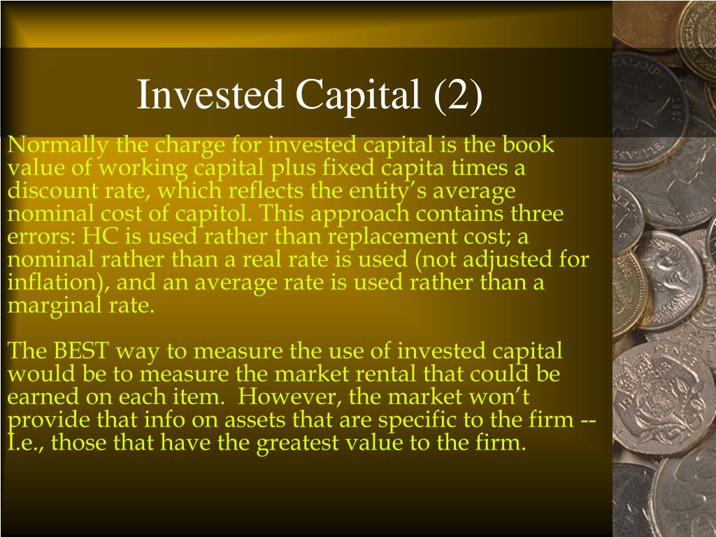 Invested Capital (2)