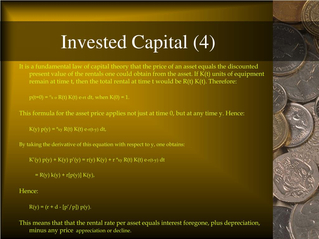 Invested Capital (4)