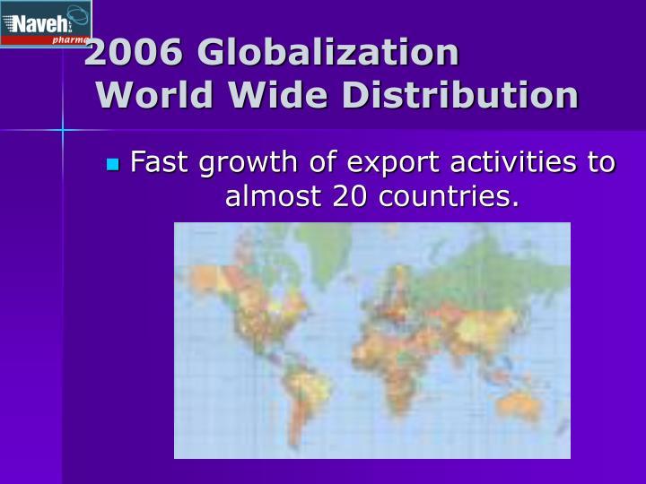 2006 Globalization