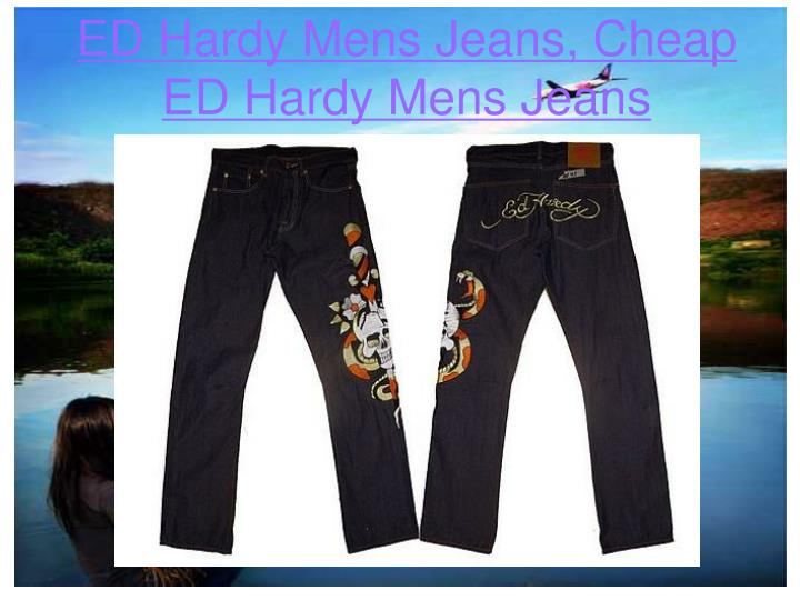 Ed hardy mens jeans cheap ed hardy mens jeans3