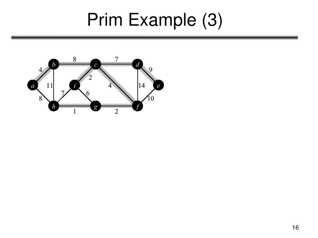 Prim Example (3)