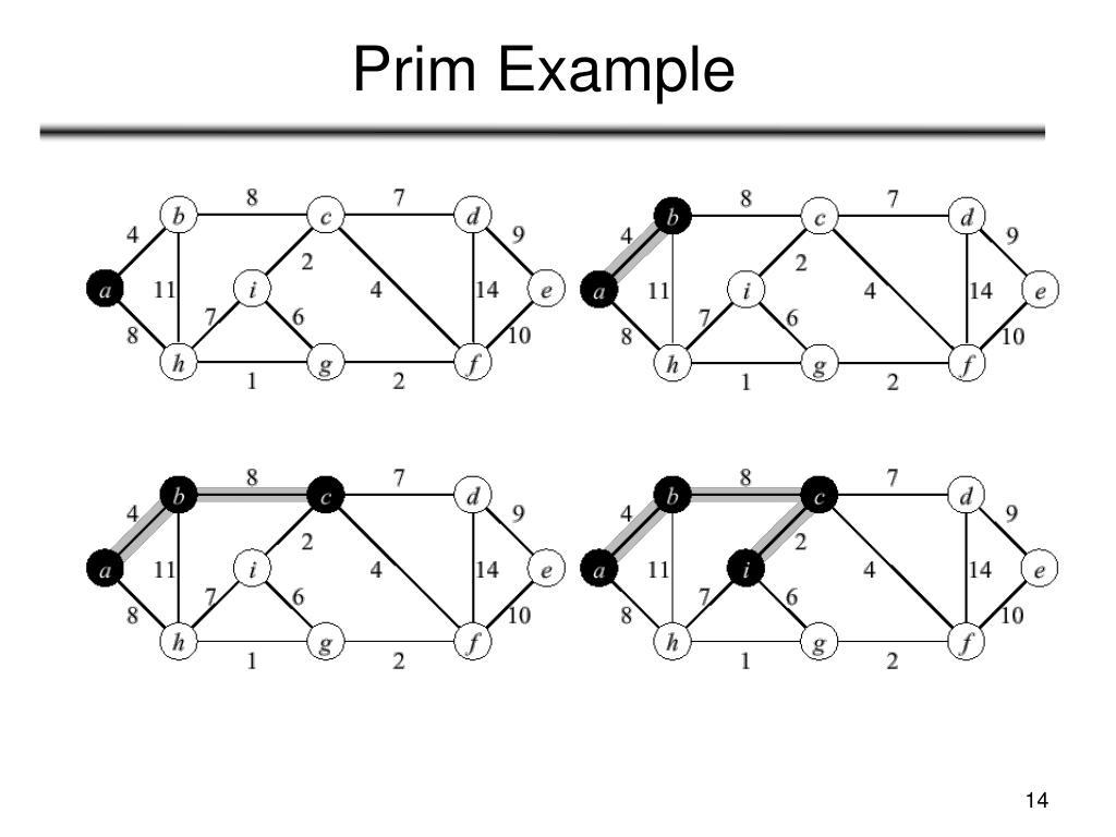 Prim Example