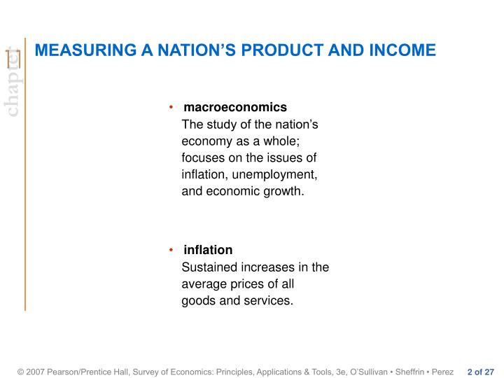 Measuring a nation s product and income l.jpg