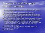 pregnancy in renal transplant patients outcomes2
