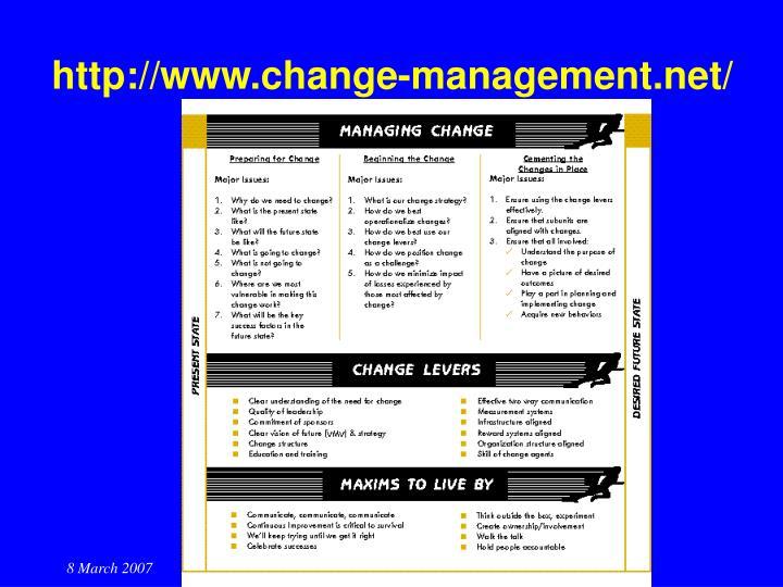 http://www.change-management.net/