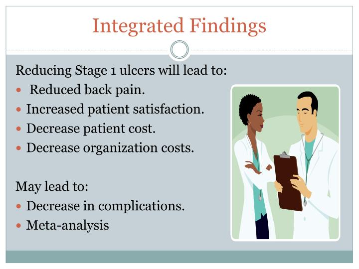 Integrated Findings