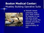 boston medical center moakley building operative suite15