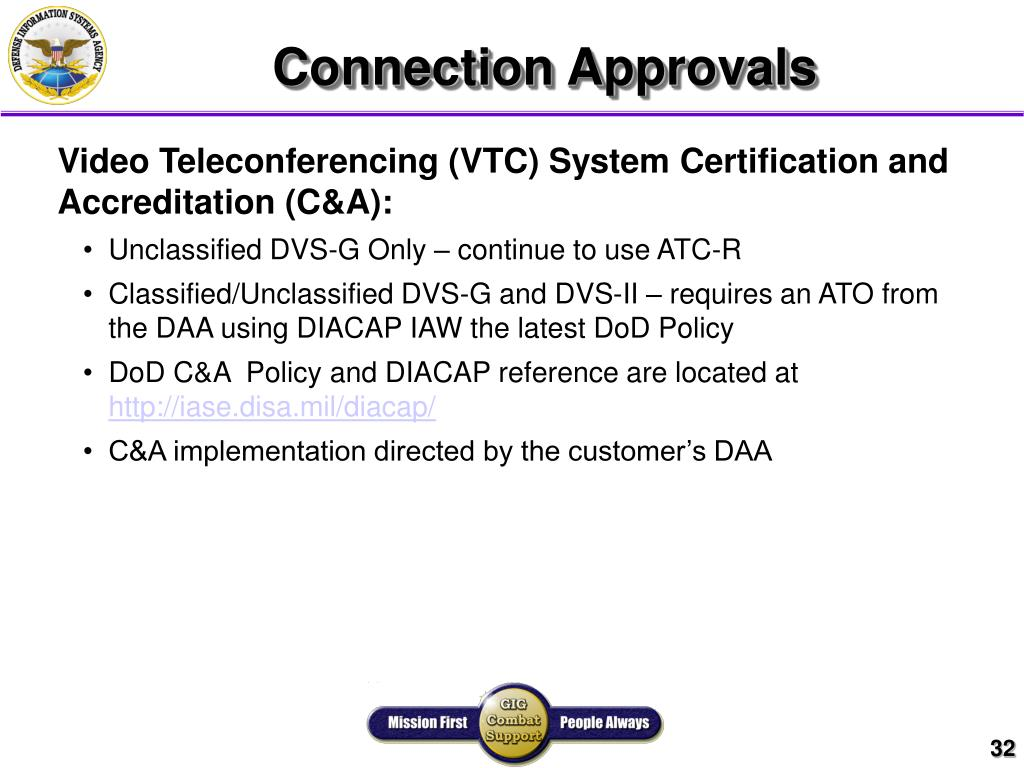 Connection Approvals