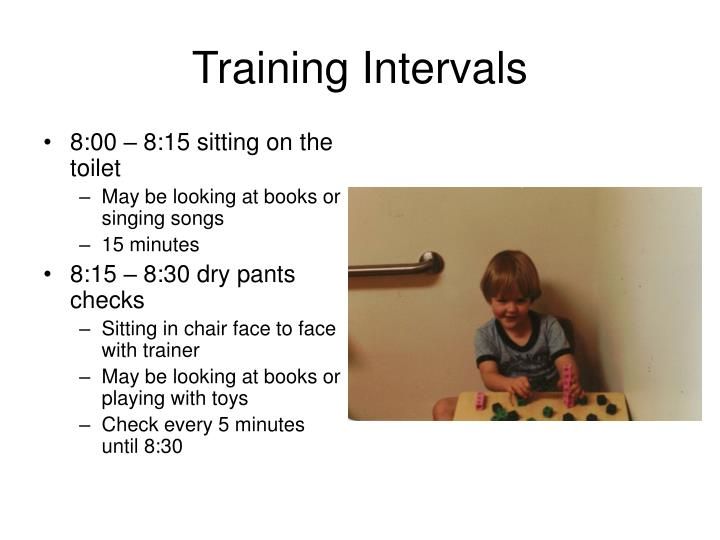 Training Intervals