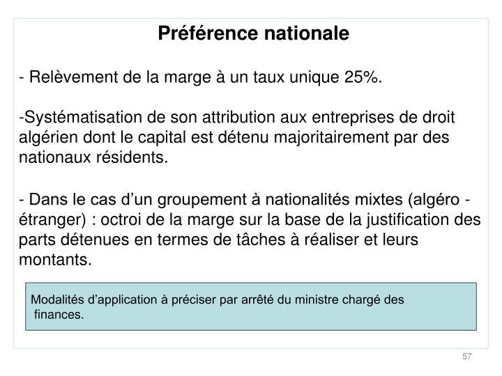 Préférence nationale
