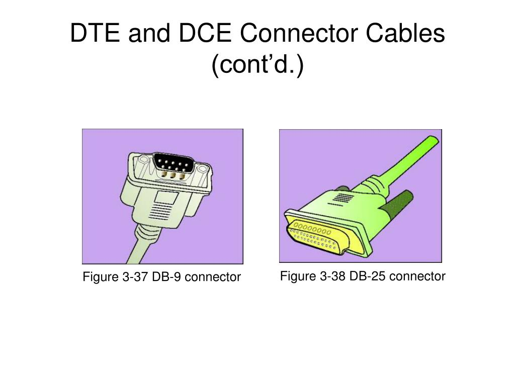 Figure 3-38 DB-25 connector