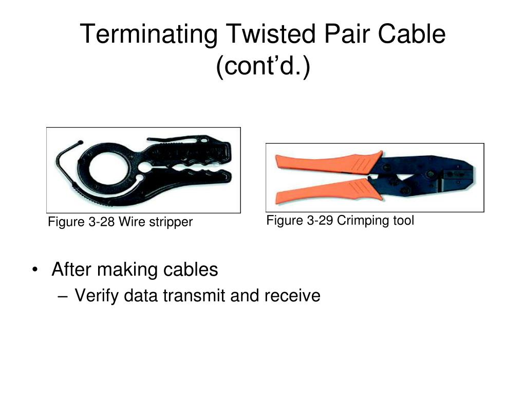 Figure 3-28 Wire stripper