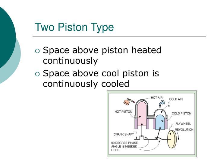 Two Piston Type