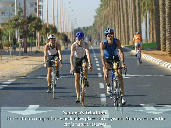 Netanya's Triathlon