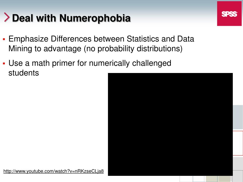 Deal with Numerophobia
