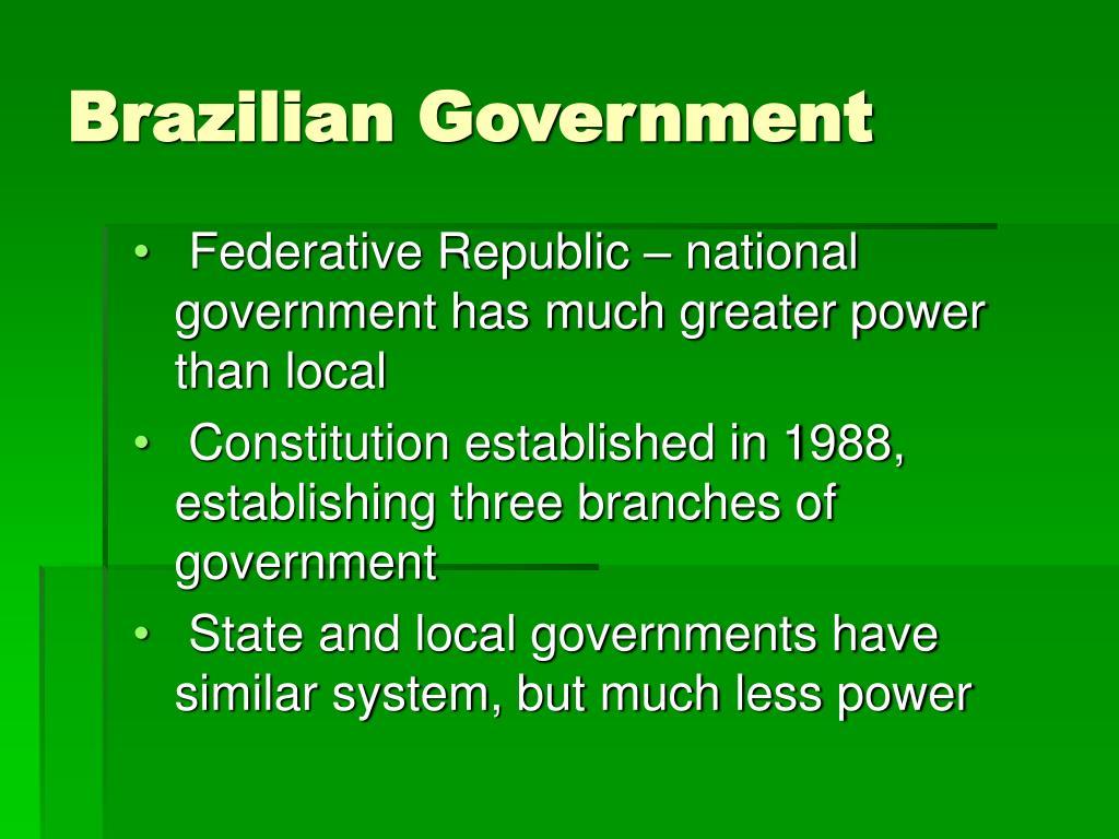 Brazilian Government