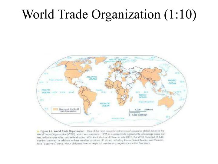 World Trade Organization (1:10)
