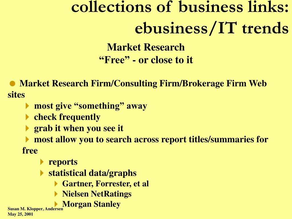 collections of business links: