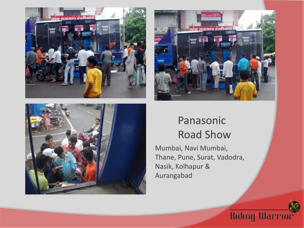 Panasonic Road Show