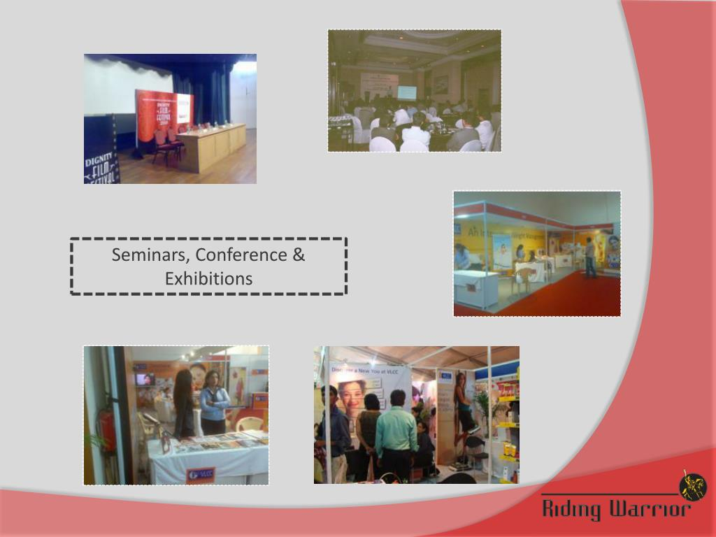 Seminars, Conference & Exhibitions