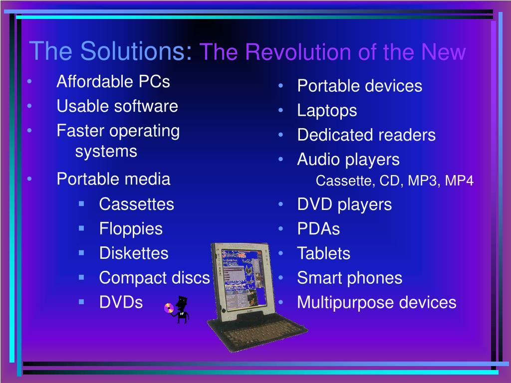 Affordable PCs