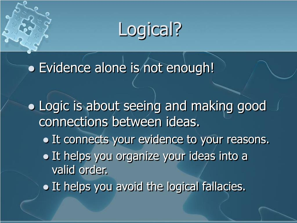 fallacious statements essay Insisting that a claim is true simply because a valid authority or expert on the issue said it was true, without any other supporting evidence offered also see the appeal to false authority.