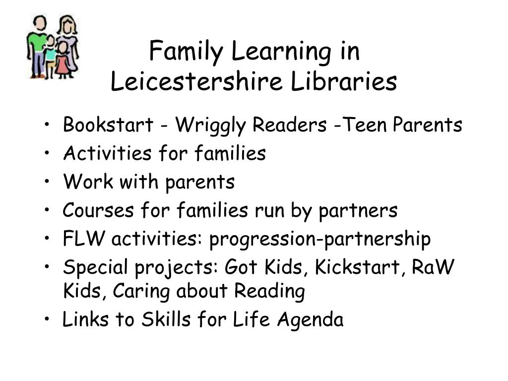 Family Learning in