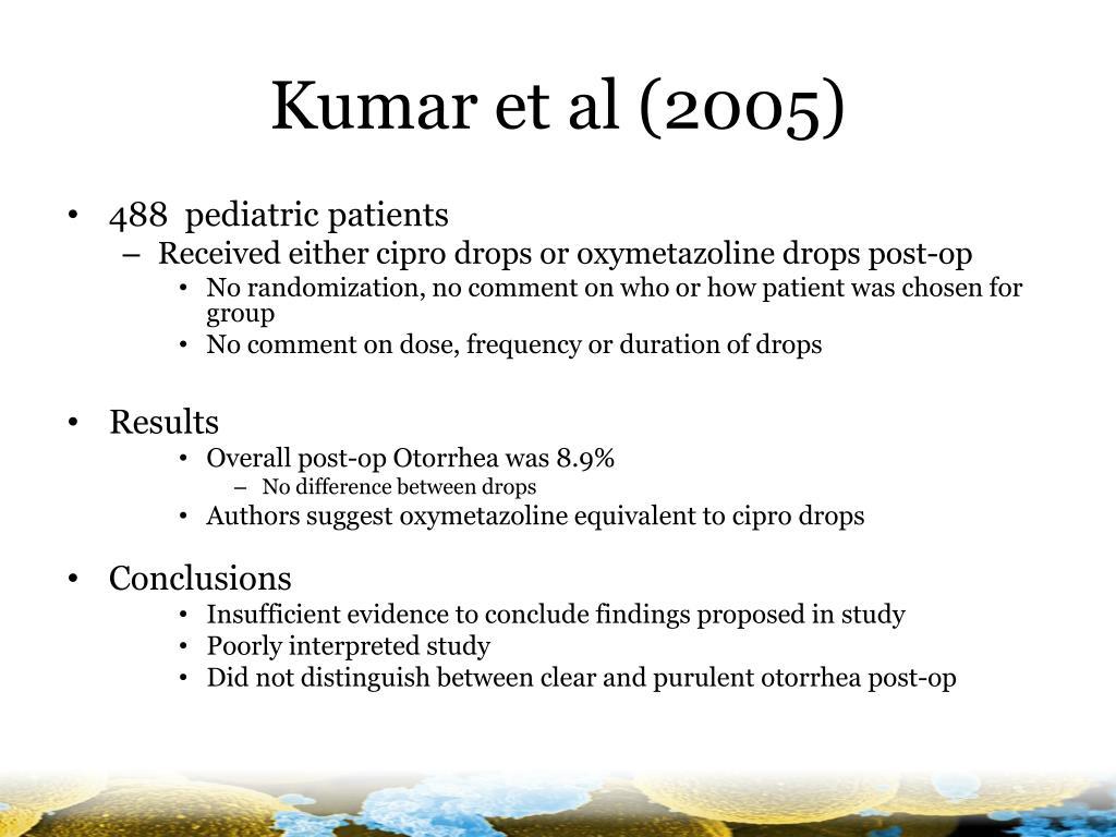 Kumar et al (2005)