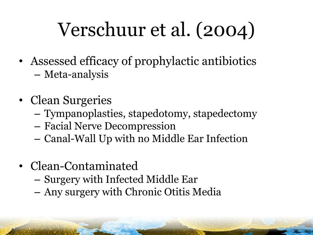 Verschuur et al. (2004)