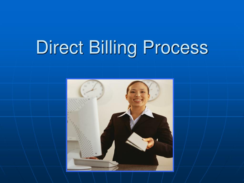 Direct Billing Process
