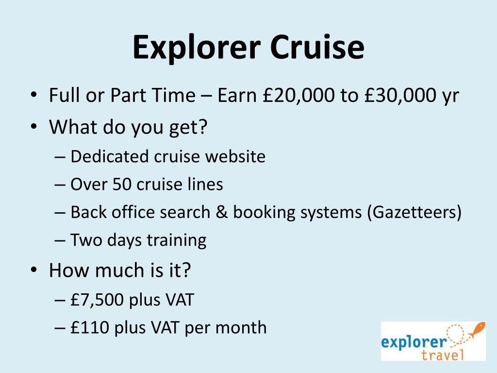 Explorer Cruise