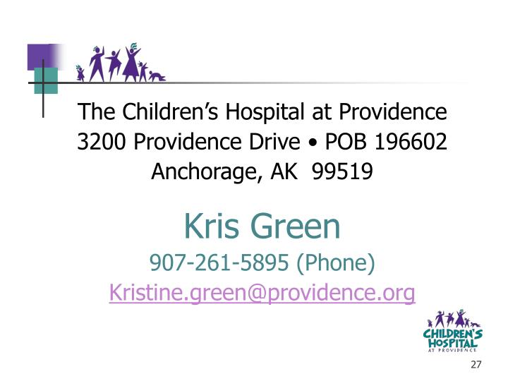 The Children's Hospital at Providence