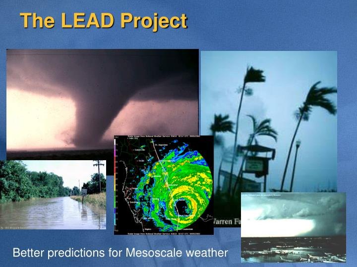 The LEAD Project