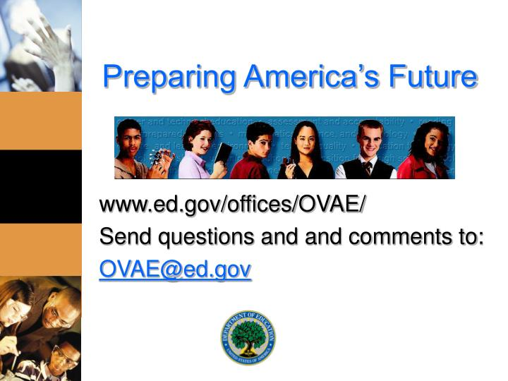 Preparing America's Future