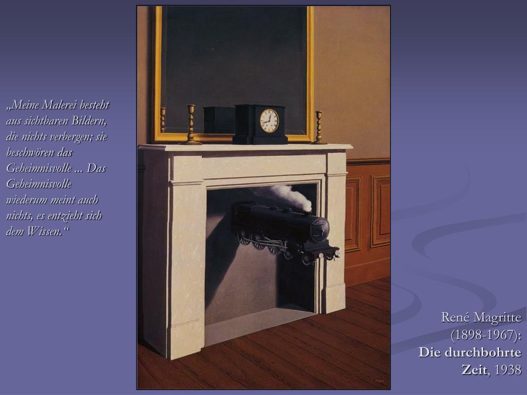 René Magritte (1898-1967):