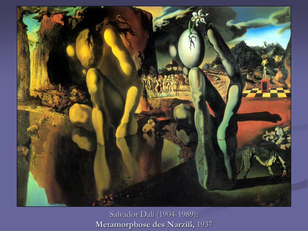 Salvador Dalí (1904-1989):
