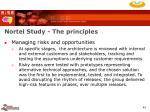 nortel study the principles45