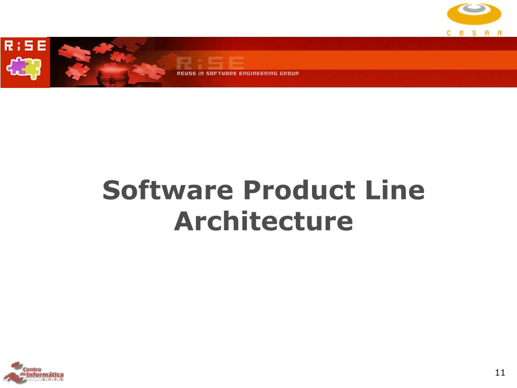 Software Product Line Architecture