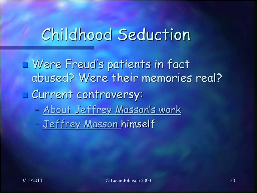 Childhood Seduction