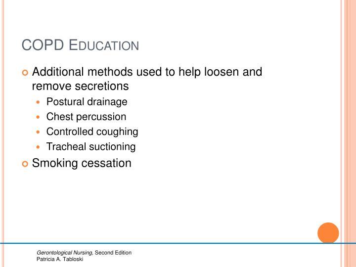 COPD Education