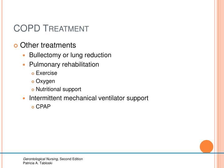 COPD Treatment
