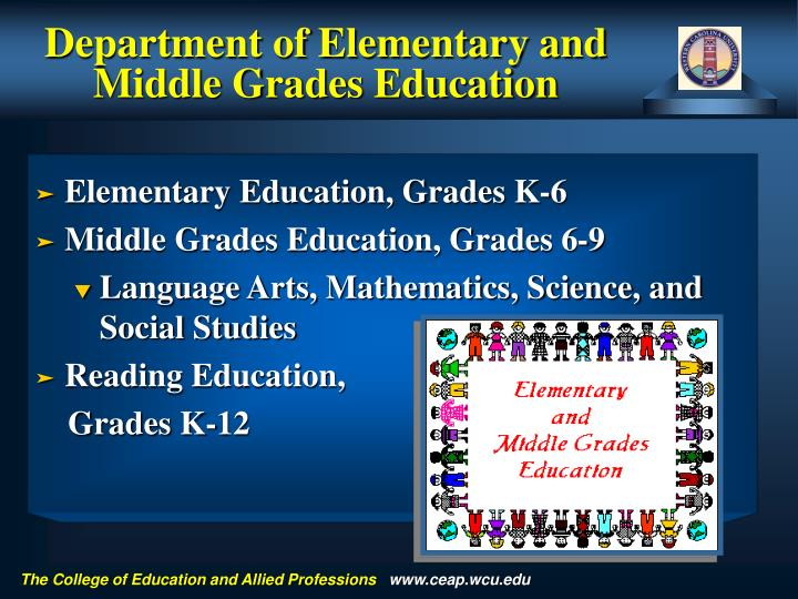 Elementary Education, Grades K-6
