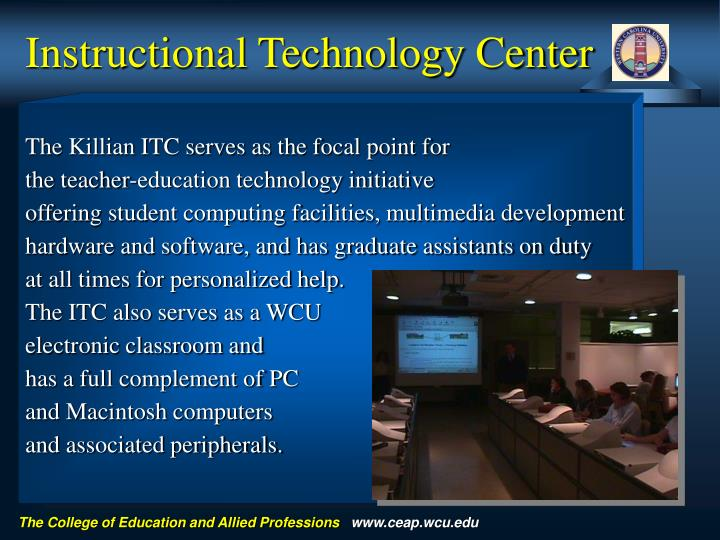 Instructional Technology Center
